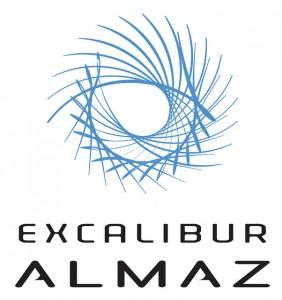 Logo de la société spatiale Excalibur Almaz
