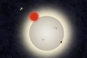 planete ph1 quatre etoiles 4 soleils