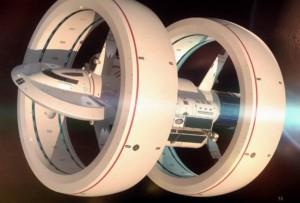 nasa voyage hyperespace vaisseau anneaux