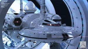 nasa voyage hyperespace vaisseau big